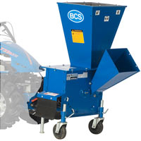 Vermont  BCS Chipper/Shredder  Attachment For BCS Tractors