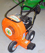 Vermont Billy Goat QB554HC Blower