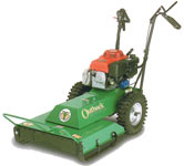 Vermont Billy Goat field and brush mower, billy goat vacuum,  billy goat blower,  billy goat contour mower, billy goat outback mower