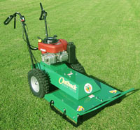 Vermont Billy Goat field and brush mower