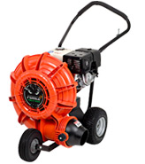 Vermont Billy Goat 8hp billy goat Force blower