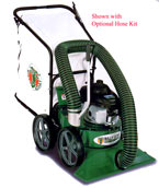 Vermont Billy Goat kd512hc lawn vacuum
