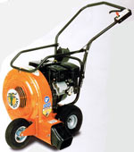 Vermont Billy Goat 9hp billy goat blower