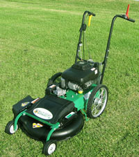 Vermont Billy Model HW651SPH 6Hp Honda Hi Weed Commercial Lawn Mower