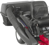 "toro Timecutter z 42"" twin bagger attachment"
