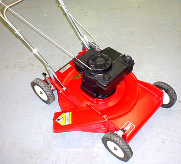 Toro Whirlwind Model Cast Aluminum Deck Push Lawn Mower