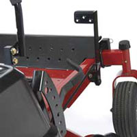toro timecutter z4200 - 5000 Foot Assist Cutting Unit Lift Kit