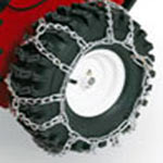 toro timecutter z380 tire chains