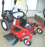 Vermont & New York Toro z450 z master commercial mower