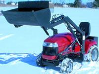 Vermont Toro Garden Tractor Attachment Index