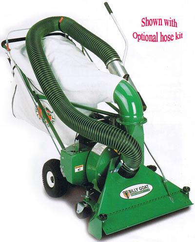Billy Goat BG1002SP Industrial Vacuum