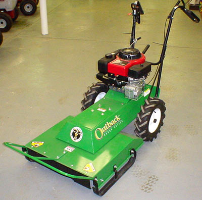 vermont billy goat bc2401 ic outback mower