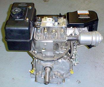 New York Vermont Briggs Stratton 8hptroy Bilt Engine