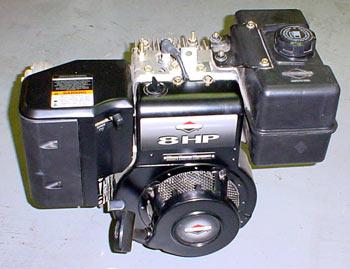 New York Vermont Briggs Stratton 8hp Troy Bilt Engine