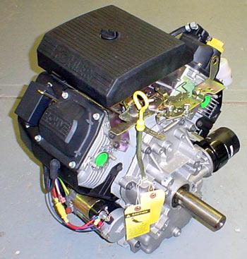Vermont Kohler CH730S V-Twin Commercial Engine