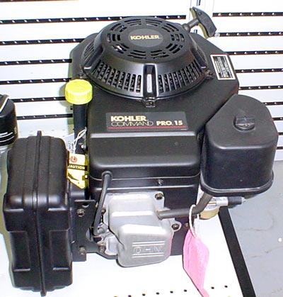 Vermont Kohler CV15S 15hp Engine on