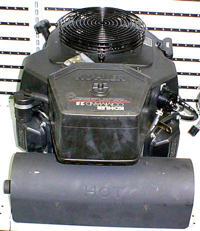Vermont Kohler 25hp Emgine Engine