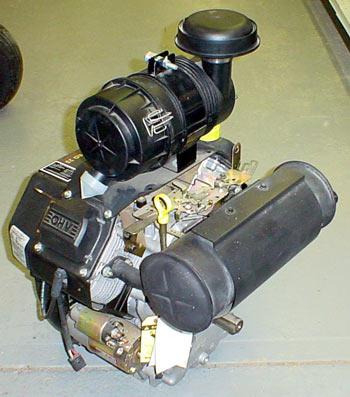 Vermont Kohler CH740s 27hp Toro Engine