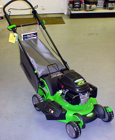 vt lawnboy gold series  easy stride mower