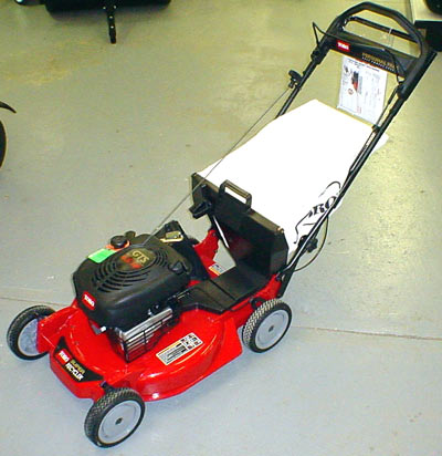 Vermont Vt 21 Quot Toro 20037 Super Recycler Personal Pace