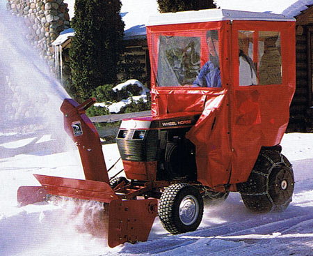 Vermont Toro 300 Series Classic GT Snow cab