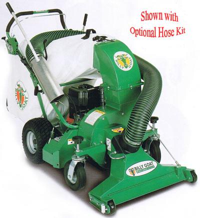 Billy Goat VQ1002SP Industrial Vacuum