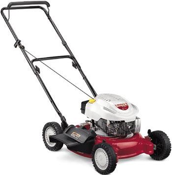 "Vermont White 6.5hp 20"" Push Lawn mower"