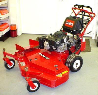 Vermont Toro 15hp48 Commercial Mower
