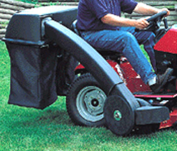 toro wheel horse with bagger. toro 300 series classic garden tractor attachment vac - bagger wheel horse with o
